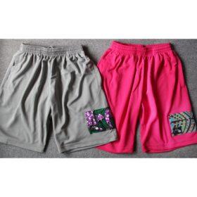 トレーニングパンツ【Gray/Pink】