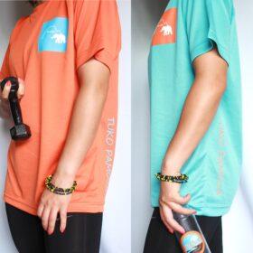 ドライシルキー(Orange/Blue)