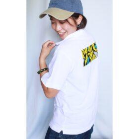 Kitenge Polo shirt (数量限定)